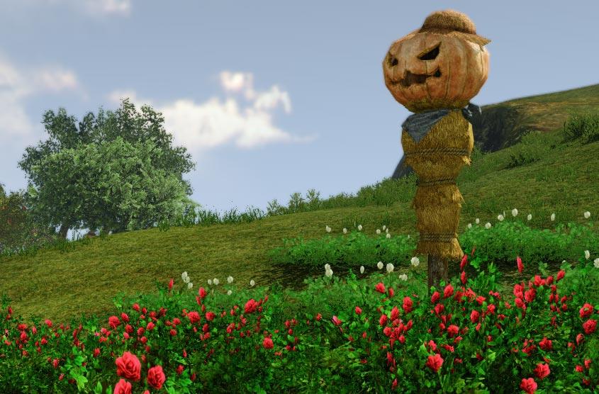 ArcheAge Scarecrow