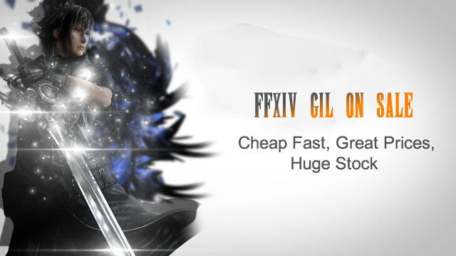 ffxv gil